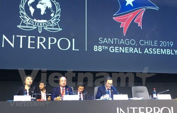 Aspira Vietnam a promover cooperacion internacional en la lucha contra crimenes hinh anh 1