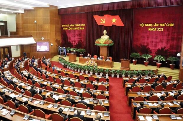Destacan importancia de supervision en las filas del Partido Comunista de Vietnam hinh anh 1