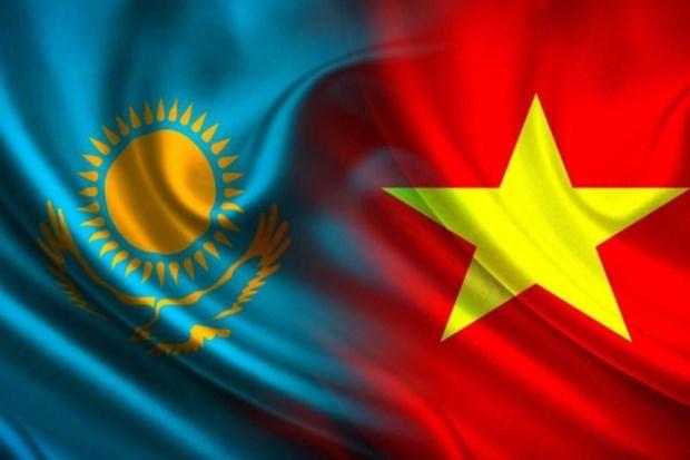 Vietnam y Kazajstan buscan impulsar lazos multisectoriales bilaterales hinh anh 1