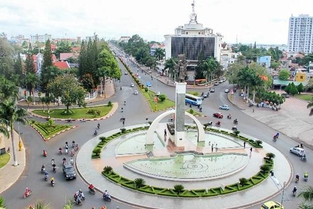Apuesta provincia vietnamita de Dak Lak por impulsar proyectos de emprendimiento hinh anh 1
