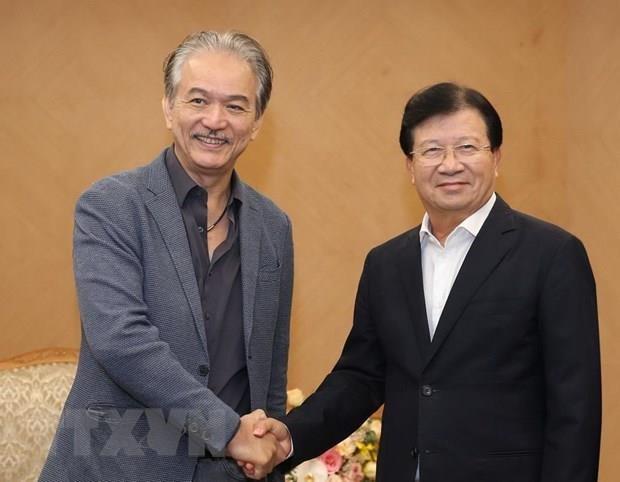 Promueven cooperacion logistica entre Vietnam y Singapur hinh anh 1
