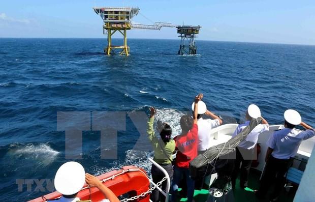 Experto de EE.UU. condena violaciones chinas de ZEE de Vietnam en el Mar del Este hinh anh 1
