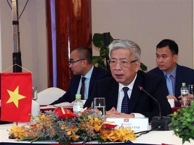 Impulsa Vietnam cooperacion con Japon en el alivio de secuelas de guerra hinh anh 1