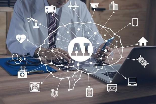 Aplica Vietnam inteligencia artificial en vida cotidiana hinh anh 1