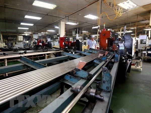 Hanoi tendra 100 productos industriales clave hinh anh 1