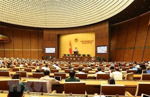 Comenzara manana Asamblea Nacional de Vietnam octavo periodo de sesiones hinh anh 1