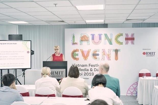 Acogera Hanoi primer Festival de Medios y Diseno de Vietnam hinh anh 1