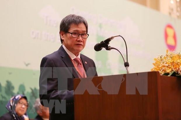 Destacan en Indonesia cooperacion en infraestructura ASEAN-Japon hinh anh 1