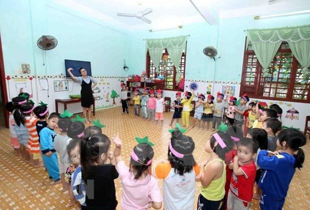 Vietnam por mejorar capacidad infantil en nueva epoca hinh anh 1