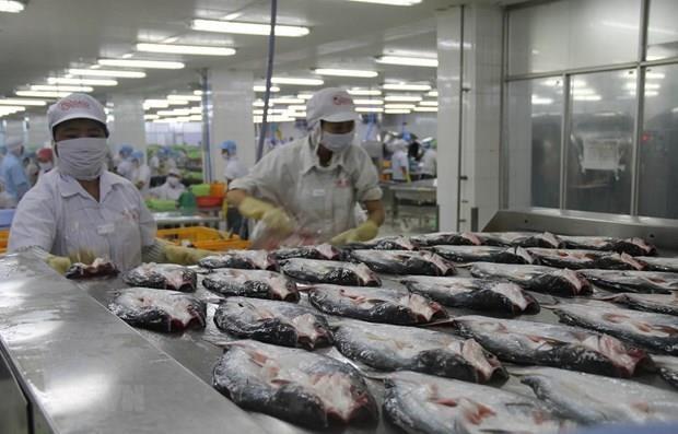 Vietnam entre las estrellas en ascenso del comercio mundial, observa Standard Chartered hinh anh 1