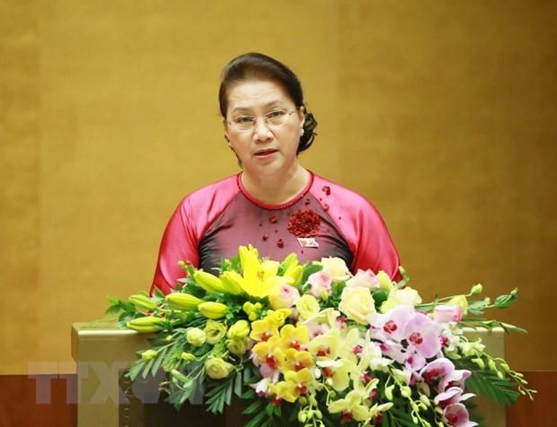 Analizara el Parlamento de Vietnam proyectos de leyes y otros asuntos importantes hinh anh 1
