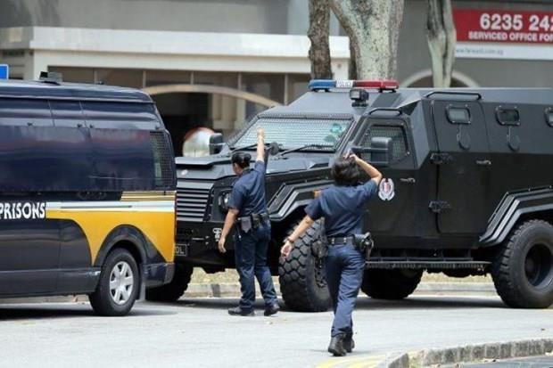Condenan por primera vez en Singapur a un ciudadano por financiamiento del terrorismo hinh anh 1