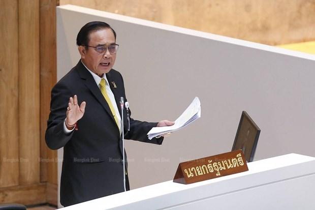 Subraya primer ministro de Tailandia necesidad de altos gastos de defensa hinh anh 1