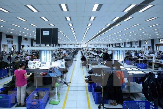 Impulsan participacion de empresas vietnamitas en la cadena de suministro global hinh anh 1