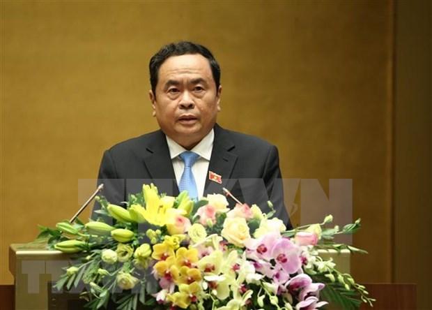 Aborda Parlamento de Vietnam informes sobre recomendaciones de votantes hinh anh 1