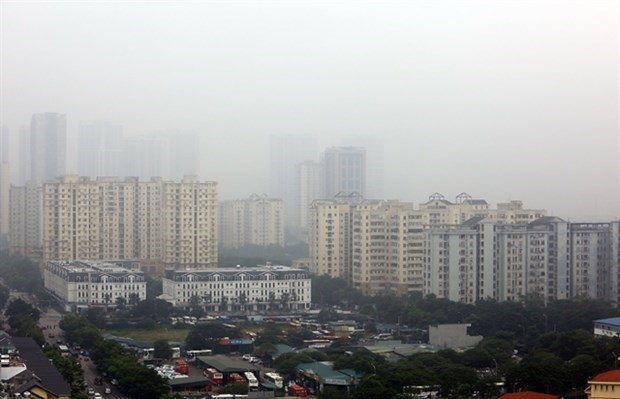 Instalaran en Vietnam novedoso sistema de monitoreo de calidad del aire hinh anh 1