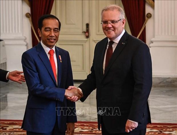 Acelera Australia aprobacion del TLC con Indonesia hinh anh 1