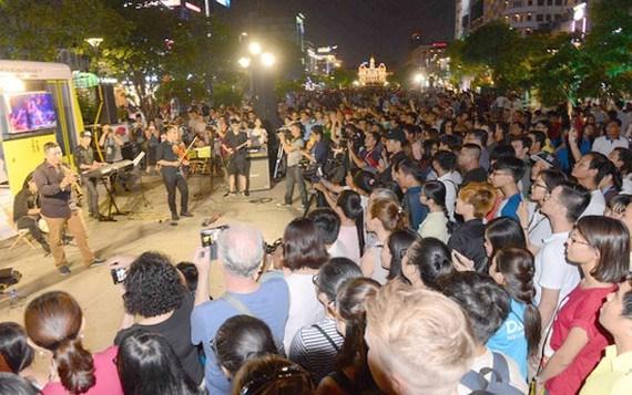Contribuira festival musical internacional de Ciudad Ho Chi Minh a proteccion ambiental hinh anh 1