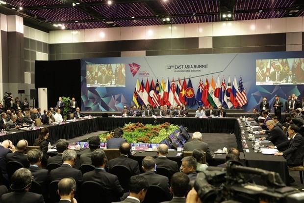 Acogera Tailandia la XIV Cumbre de Asia Oriental hinh anh 1