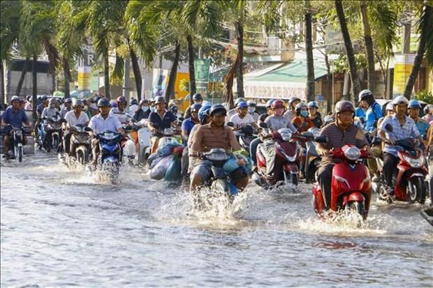Respalda Noruega a Vietnam en pronostico meteorologico maritimo hinh anh 1