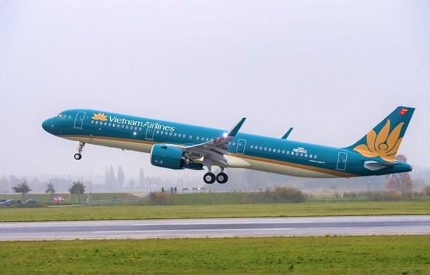 Reprograma Vietnam Airlines vuelos a Japon por tifon Neoguri hinh anh 1