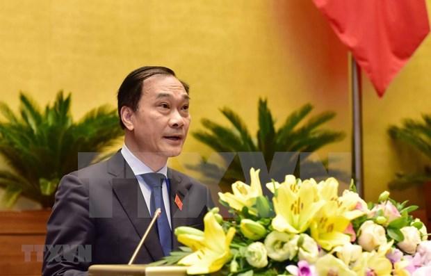 Parlamento vietnamita prosigue amplia agenda de octavo periodo de sesiones hinh anh 1