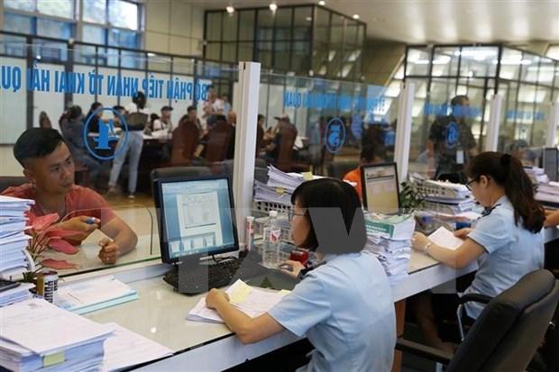 En curva descendente deficit presupuestario de Vietnam hinh anh 1