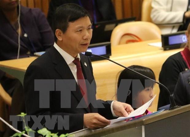 Destacan esfuerzos de Vietnam para proteger derechos humanos hinh anh 1