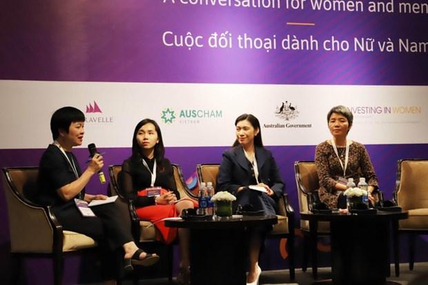 Anadira igualdad de genero 40 mil millones a economia de Vietnam cada ano hinh anh 1