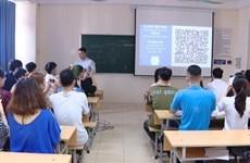 Aplica Vietnam tecnologia de codigos QR en sus universidades hinh anh 1