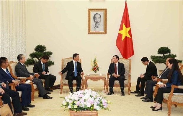 Vietnam atesora lazos con provincia china de Yunnan, afirma viceprimer ministro hinh anh 1
