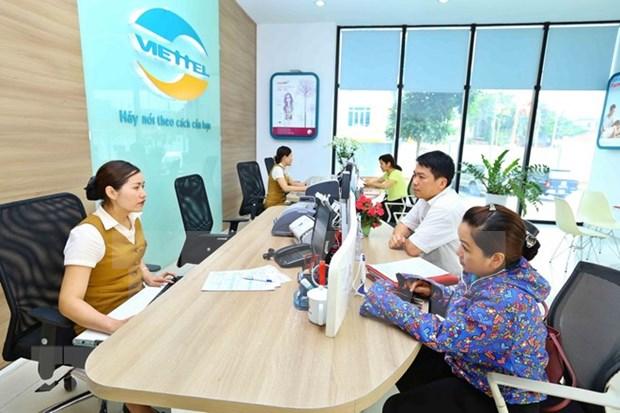 Grupo vietnamita de telecomunicaciones cosecha premios internacionales de negocios hinh anh 1