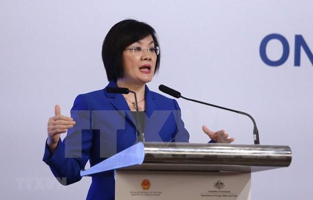 Debaten en Vietnam sobre medidas de cooperacion regional en formacion diplomatica hinh anh 1