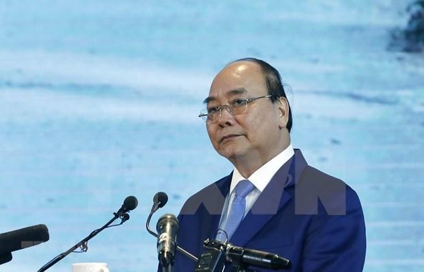 Promovera primer ministro vietnamita durante visita a Kuwait la cooperacion bilateral hinh anh 1