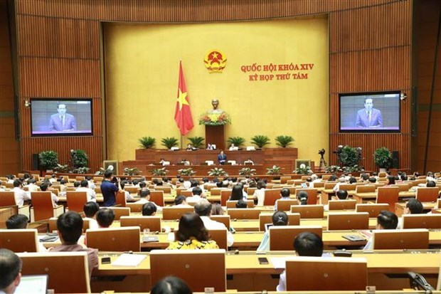 Analiza Parlamento de Vietnam proyecto de Codigo de Trabajo hinh anh 1