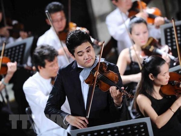 Reunen musicos vietnamitas y estadounidenses en concierto en Ciudad Ho Chi Minh hinh anh 1