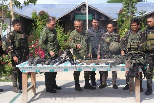Mueren siete presuntos milicianos islamistas en tiroteo con fuerzas de seguridad en Filipinas hinh anh 1