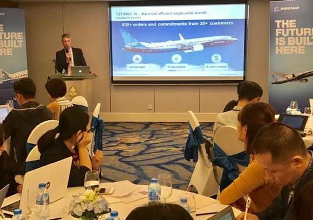 Desempena Vietnam papel clave en desarrollo aereo del Sudeste Asiatico hinh anh 1