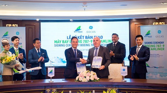 Incorpora Bamboo Airways a su flota nuevo avion Boeing 787-9 Dreamliner hinh anh 1