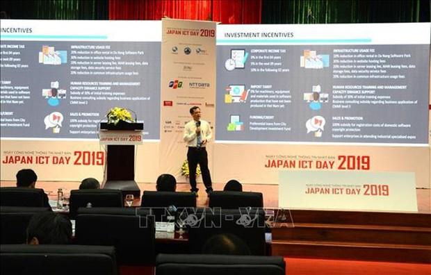Dispuestas las empresas tecnologicas japonesas a emplear a ingenieros vietnamitas hinh anh 1