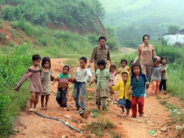 Mejoran en Vietnam conciencia publica sobre la prevencion del abuso sexual y trafico infantil hinh anh 1