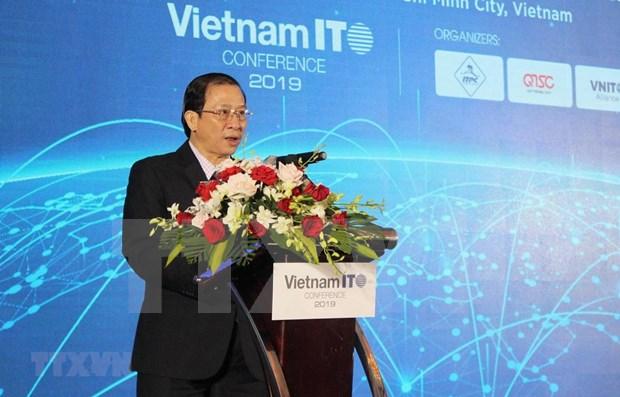 Debaten soluciones para impulsar servicios de tecnologia de informacion de Vietnam hinh anh 1