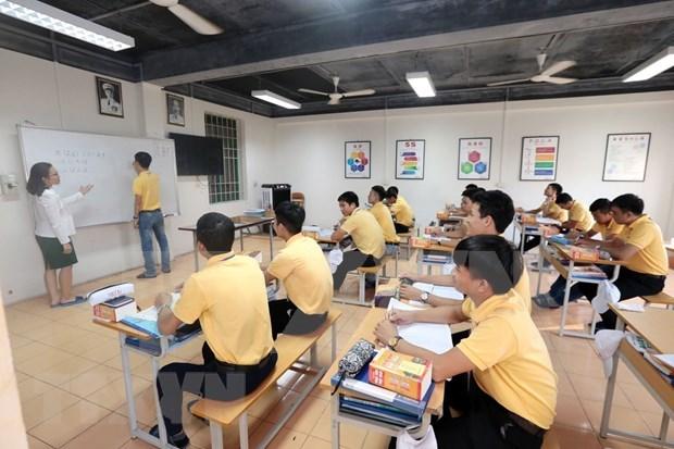 Ocupa Vietnam segundo lugar en cantidad de exalumnos extranjeros en Japon hinh anh 1