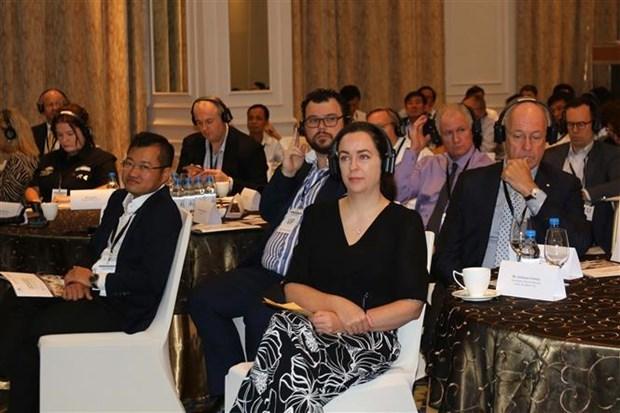 Comparten Vietnam y Australia experiencias en educacion profesional hinh anh 1