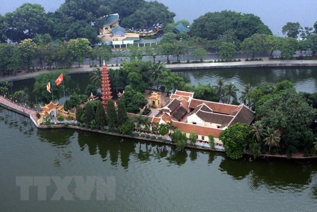 Recibe Hanoi a 23,8 millones de turistas en 10 meses hinh anh 1