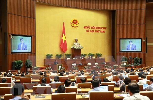 Analiza Parlamento de Vietnam proyectos de Leyes Organicas de Gobierno y de Poderes Locales hinh anh 1