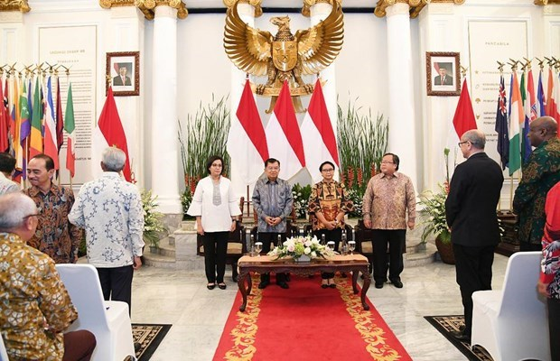 Lanza Indonesia fondo internacional de asistencia para el desarrollo hinh anh 1