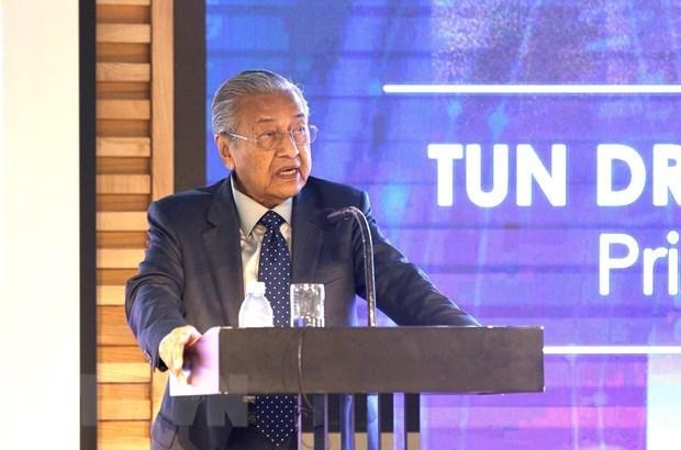 Premier de Malasia advierte riesgos provocados por tensiones comerciales hinh anh 1