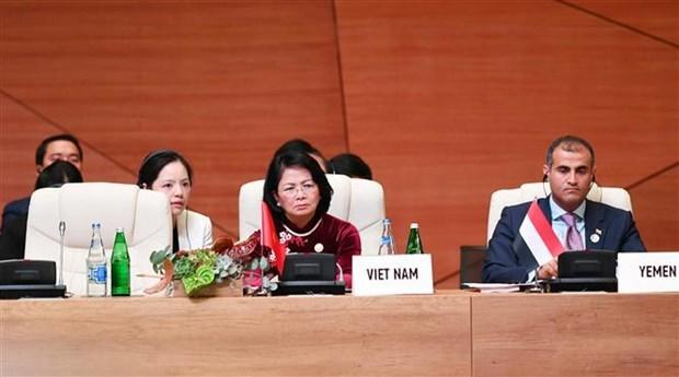 Vietnam corrobora compromiso con los principios del Movimiento de Paises No Alineados hinh anh 1