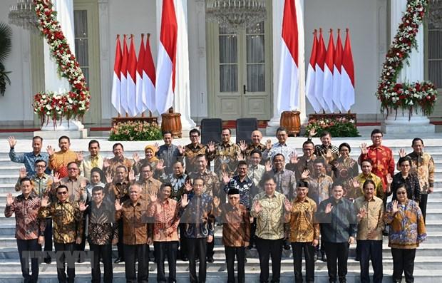 Indonesia perfecciona su gabinete con nombramiento de nuevos viceministros hinh anh 1